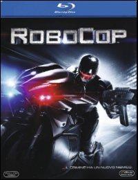 Cover Dvd RoboCop (Blu-ray)