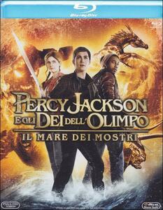 Percy Jackson e gli dei dell'Olimpo. Il mare dei mostri di Thor Freudenthal - Blu-ray