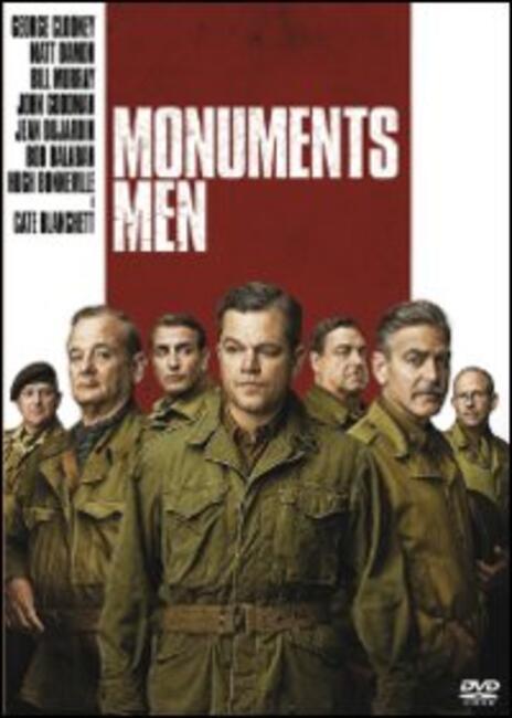 Monuments Men di George Clooney - DVD