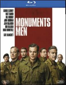 Monuments Men di George Clooney - Blu-ray