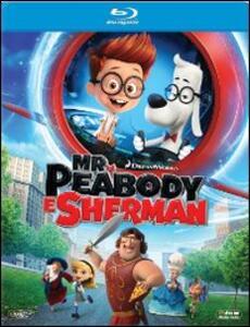 Mr. Peabody e Sherman di Rob Minkoff - Blu-ray
