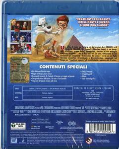 Mr. Peabody e Sherman di Rob Minkoff - Blu-ray - 2