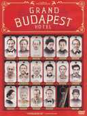 Film Grand Budapest Hotel (DVD) Wes Anderson
