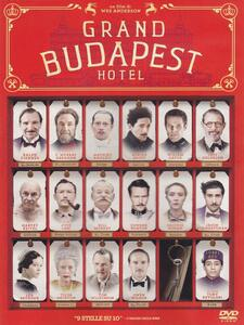 Grand Budapest Hotel (DVD) di Wes Anderson - DVD