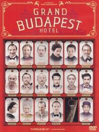 Cover Dvd Grand Budapest Hotel (DVD)