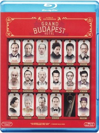 Cover Dvd Grand Budapest Hotel (Blu-ray)