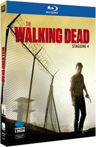The Walking Dead. Stagione 4. Serie TV ita (5 Blu-ray) - Blu-ray