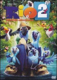 Cover Dvd Rio 2. Missione Amazzonia (DVD)