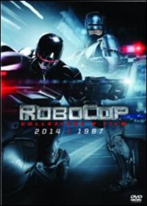 RoboCop Duopack (2014 - 1987) (2 DVD) di José Padilha,Paul Verhoeven