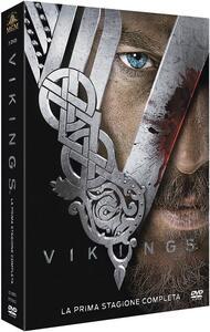 Vikings. Stagione 1. Serie TV ita (3 DVD) - DVD