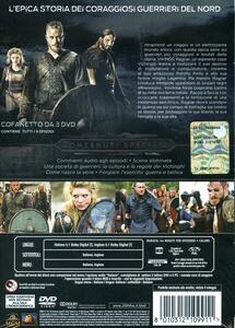 Vikings. Stagione 1. Serie TV ita (3 DVD) - DVD - 2