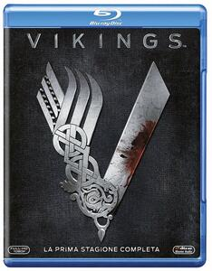 Vikings. Stagione 1. Serie TV ita (3 Blu-ray) - Blu-ray