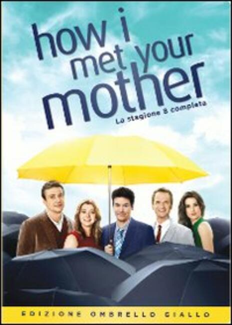 How I Met Your Mother. Alla fine arriva mamma. Stagione 8 (3 DVD) di Pamela Fryman,Rob Greenberg,Michael J. Shea - DVD