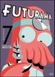 Cover Dvd DVD Futurama