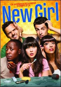 Cover Dvd New Girl. Stagione 2 (DVD)