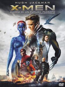 X-Men. Giorni di un futuro passato di Bryan Singer - DVD