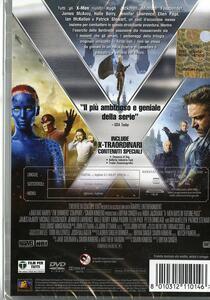 X-Men. Giorni di un futuro passato di Bryan Singer - DVD - 2