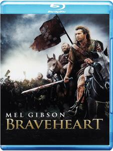 Braveheart (2 Blu-ray)<span>.</span> Edizione 20° anniversario di Mel Gibson - Blu-ray