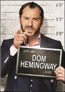 Dom Hemingway di Richard Shepard - DVD