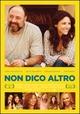 Cover Dvd DVD Non dico altro