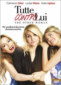 Tutte contro lui. The Other Woman di Nick Cassavetes - DVD