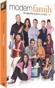 Modern Family. Stagione 4 (4 DVD) - DVD