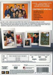 Modern Family. Stagione 4 (4 DVD) - DVD - 2