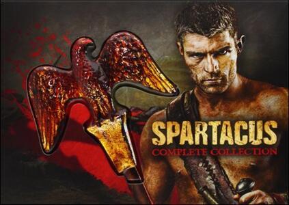 Spartacus Collection (15 Blu-ray)<span>.</span> Edizione limitata - Blu-ray