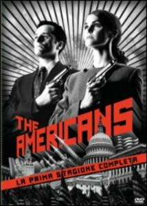The Americans. Stagione 1 (4 DVD) - DVD