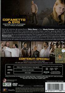 Homeland. Stagione 3 (4 DVD) - DVD - 2