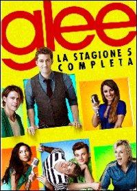 Cover Dvd Glee. Stagione 5 (DVD)