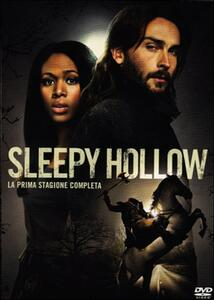 Sleepy Hollow. Stagione 1. Serie TV ita (4 DVD) - DVD