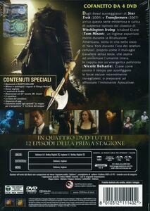 Sleepy Hollow. Stagione 1. Serie TV ita (4 DVD) - DVD - 2
