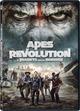 Cover Dvd Apes Revolution - Il pianeta delle scimmie