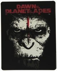 Cover Dvd Apes Revolution. Il pianeta delle scimmie. Limited Edition (Blu-ray)