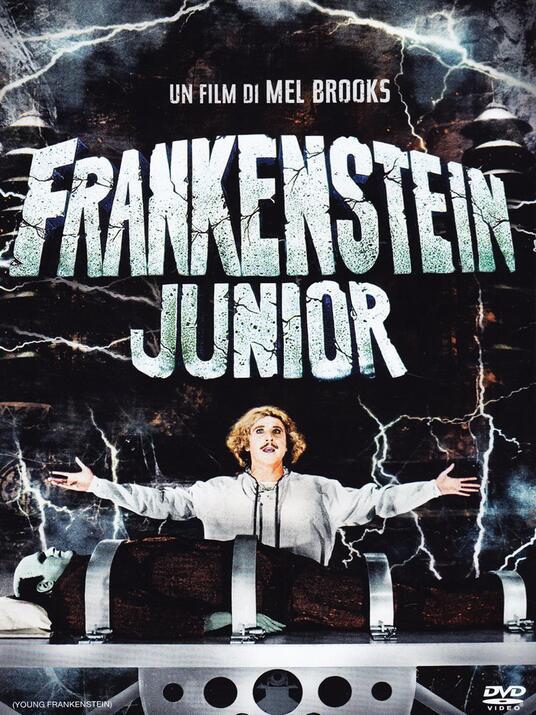 Frankenstein Junior<span>.</span> 40th Anniversary di Mel Brooks - DVD