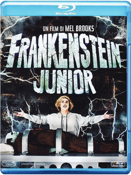 Frankenstein Junior<span>.</span> 40th Anniversary di Mel Brooks - Blu-ray