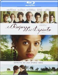 La ragazza del dipinto di Amma Asante - Blu-ray