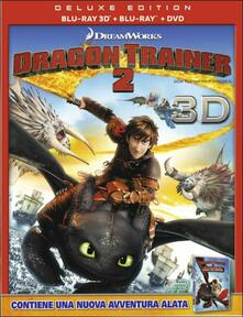 Dragon Trainer 2 3D (DVD + Blu-ray + Blu-ray 3D) di Dean DeBlois