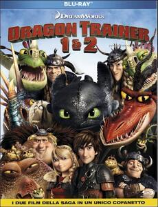 Dragon Trainer 1 & 2 (2 Blu-ray) di Dean DeBlois,Chris Sanders