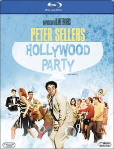Hollywood Party di Blake Edwards - Blu-ray