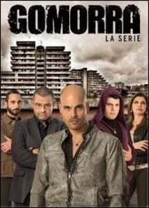 Gomorra. La serie. Stagione 1 (4 DVD) di Stefano Sollima,Francesca Comencini,Claudio Cupellini - DVD
