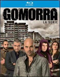Film Gomorra. La serie. Stagione 1 (4 Blu-ray) Stefano Sollima Francesca Comencini Claudio Cupellini