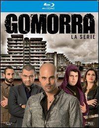 Cover Dvd Gomorra. La serie. Stagione 1 (Blu-ray)