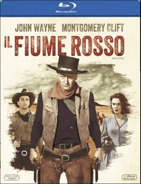 Cover Dvd Fiume rosso (Blu-ray)