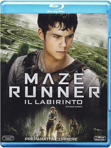 Maze Runner. Il labirinto di Wes Ball - Blu-ray