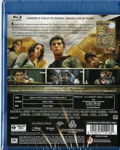 Maze Runner. Il labirinto di Wes Ball - Blu-ray - 2