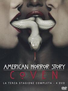 American Horror Story. Stagione 3 (4 DVD) - DVD