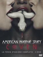 American Horror Story. Stagione 3 (4 DVD)