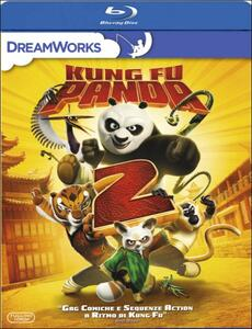 Kung Fu Panda 2 di Jennifer Yuh Nelson - Blu-ray